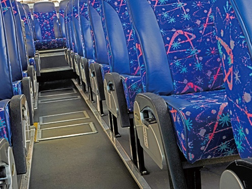 Tx300P-1800:Seat fabrics