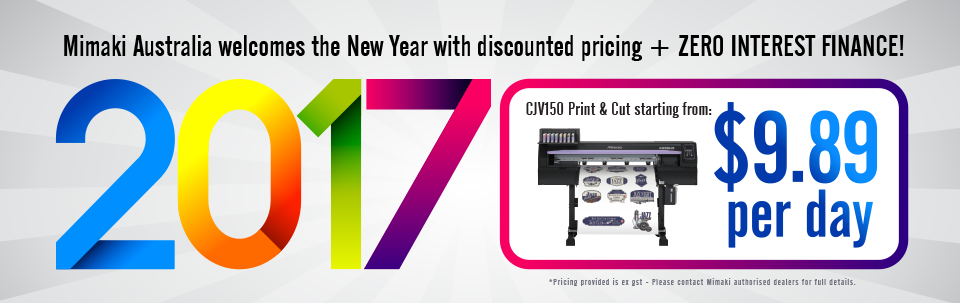 Welcome 2017 with Discounted Pricing + Zero Interest