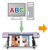 Direct dye sublimation print2